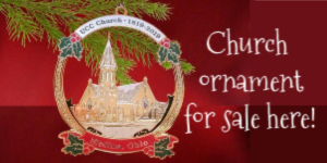 Church ornament for sale now
