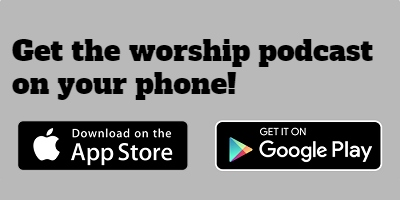 Get the worship podcast on your phone